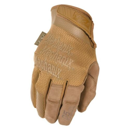 Mechanix Specialty 0.5mm Tactical Gloves Coyote Large MSD-72-010