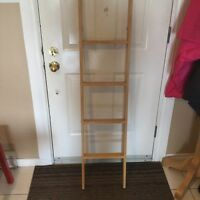 Wood Ladder