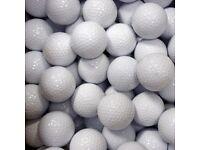 Golf Balls 100 Titleist D.T Solo Golf Balls Nice Condition