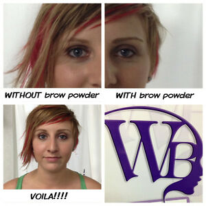 EYEBROWS THINNING? Wig Boutique can help!