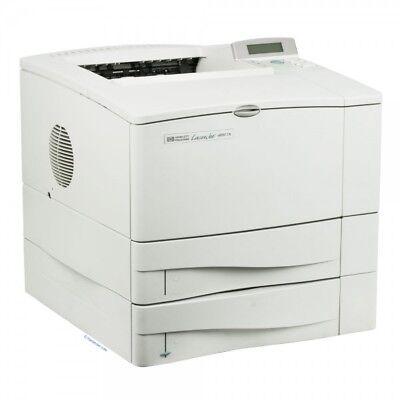 HP LASERJET 4000TN C4121A PRINTER REMANUFACTURED Not Just REFURBISHED WARRANTY!