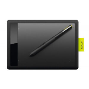One By Wacom Bamboo Splash Pen Drawing Tablet CTL471 for PC/MAC/WINDOWS Graphic