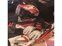 motocross kit clothing cr rm yz kx sx