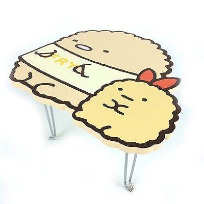 San-X Corner Sumikko Gurashi Mini Folding Table / Portable Table (Tonkatsu)