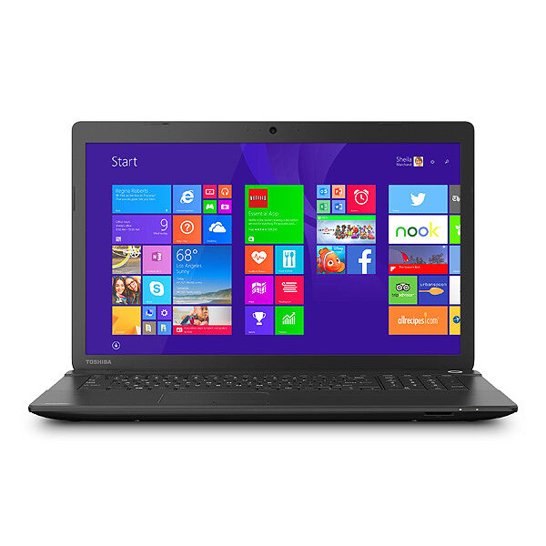 Toshiba Satellite C75D-B7360, AMD A8-6410, 6GB RAM, 750 GB HDD, Windows 10