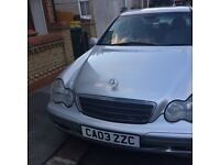 MERCEDES BENZ, DCi/2.2/Automatic/silver