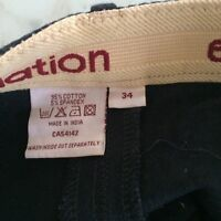 Equation riding pants. Size 34