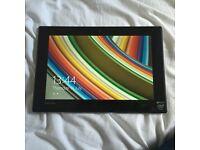 Toshiba click mini 2 in 1 laptop tablet