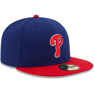(New Era 5950 PHILADELPHIA PHILLIES Alternate Cap MLB Baseball Fitted Hat)