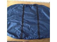 50-60L Backpack Transit & Rain Cover 72 x 93cm
