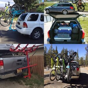 Vehicle mount vertical bike rack,multi-discipline,starts at $700 Revelstoke British Columbia image 3