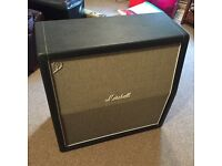 Marshall Handwired 4x12