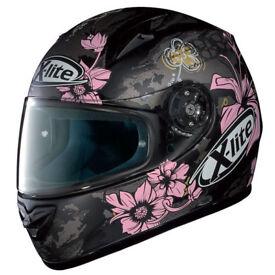 X-Lite X602 Eden helmet at Bikers Yard