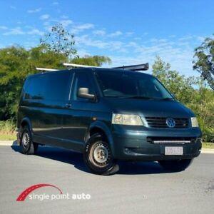 2007 Volkswagen Transporter T5 MY08 Low Roof Grey 5 Speed Manual Van Chevallum Maroochydore Area Preview