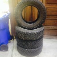 Toyo open country m/t 400$ obo