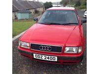 Audi 80 2.0l