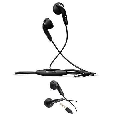 Compact Headset (Original Sony Kopfhörer für Sony Xperia Z5 Compact In-Ear Headset Kopfhörer  SCH)