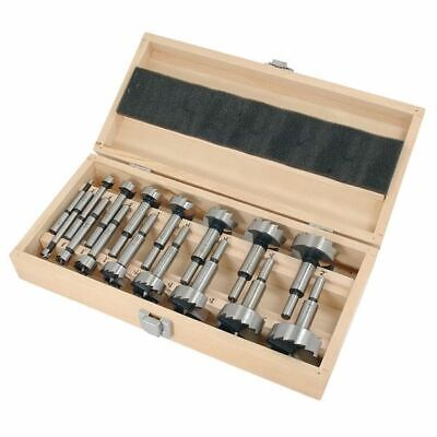 54mm TE638 16PC Forstner Bit Set//Wood Drill//Boring Flat Bit Set 6mm