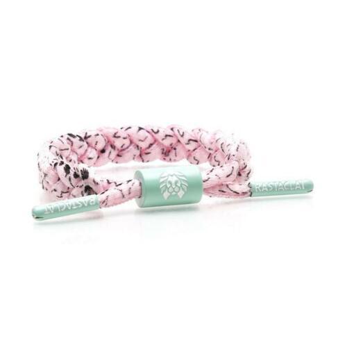 Brand New RASTACLAT Star Boy Pink Mini Braided Shoelace Bracelet