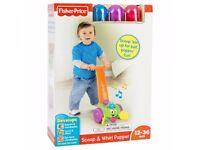 Fisher Price Scoop & Whirl Popper BNIB