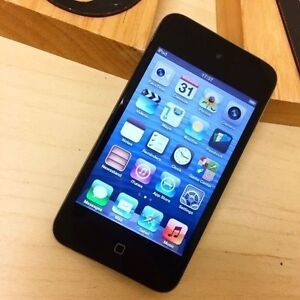 Pre owned iPod 4 black 16G au model with charger and case Calamvale Brisbane South West Preview