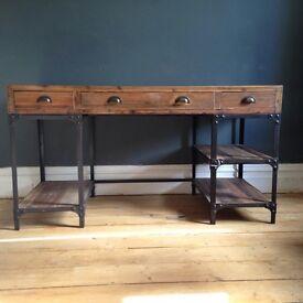 Beautiful vintage style desk