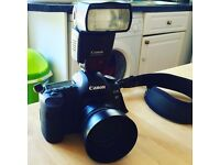 Canon 5d MKII with accessories reduced