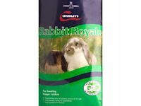 Chudleys rabbit royale 15kg FREE