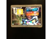 Samsung Galaxy tabS (professional) 10.1 screen