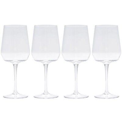 Jamie Oliver Rotweingläser Barware Range (Klein) (4-teilig) Barware Gläser