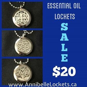 **HOT SALE ** Essential oil Lockets ~save $10.00!!