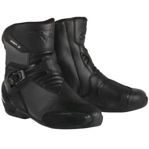 Alpinestars SMX3 motorcycle boots