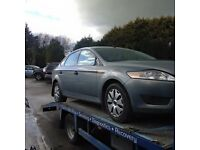 2010 ford mondeo parts breaking