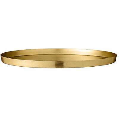 Bloomingville Tablett Gold