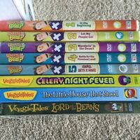 VeggieTales, and What's In The Bible? $10obo