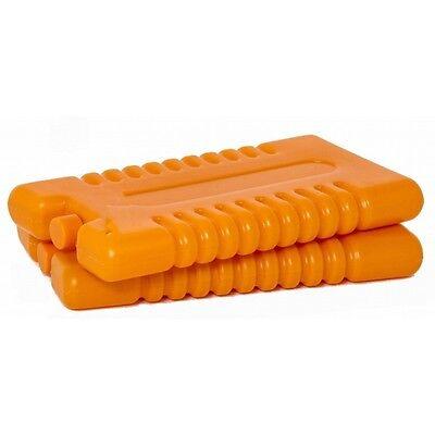 Ein orangefarbener Kühlakku Kühlelement mit 220 ccm I… |