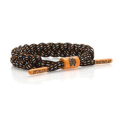 Brand New RASTACLAT The Bay SF Giants Braided Shoelace Bracelet