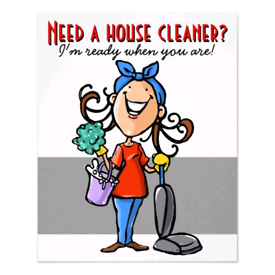 HOME HELP/DOMESTIC CLEANERS