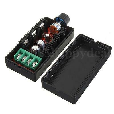 UK 10-50V 40A 2000W MAX DC Motor Speed Control PWM HHO RC Controller 12V 24V 48V