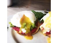 Brunch chef weekends only - kensington
