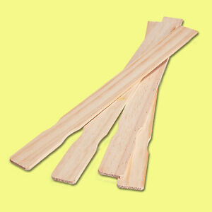 Brand new lot of 10 wooden paint mixing sticks London Ontario image 1