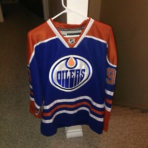 Size 48 Nugent/-Hopkins jersey Strathcona County Edmonton Area image 1