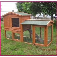 ♥♥♥ Rabbit Hutch + Run Double Pitched Roof ♥♥♥ Londonderry Penrith Area Preview