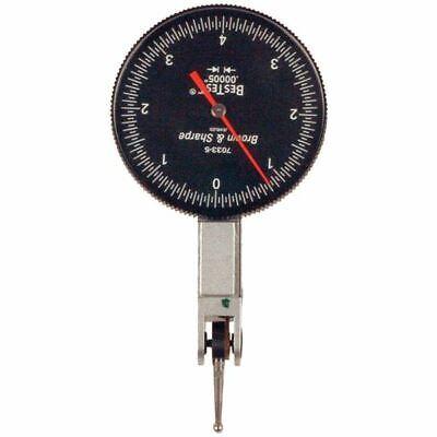 Brown Sharpe 599-7033-5 .008 0-4-0 .00005 Bf Bestest Dial Test Indicator