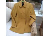 Topshop Ladies Coat