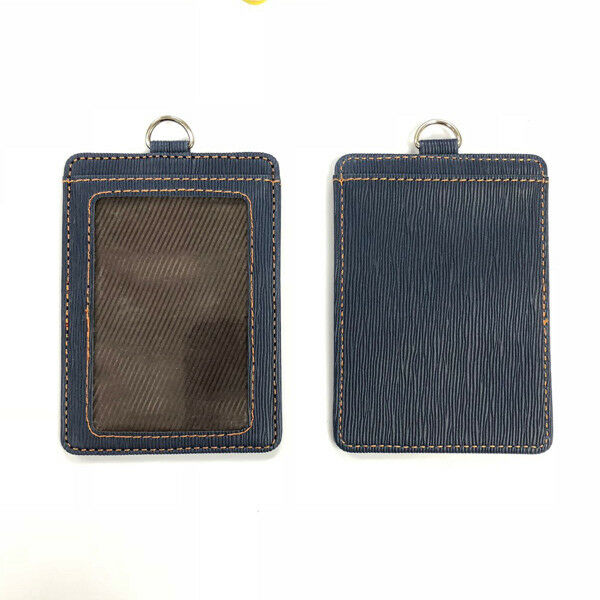 Ready Kc or Prada material look alike card holders pouch custom made to order staff pass holders