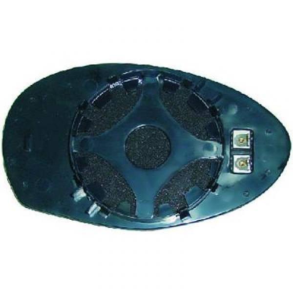 Glas Spiegel rechter Tür Rückspiegel ALFA 147 00-09 konvex riscaldabi