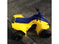 50cc quad bike 2 stroke £300