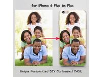 Unique Personalized Printing Cover Case - Apple iPhone 7 6 6s Plus SE 5 5s 4 4s 5c
