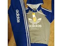 Adidas Full Jogging Tracksuits Brand New